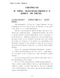 Giáo trình TÀI CHÍNH TIỀN TẾ - Chương 7