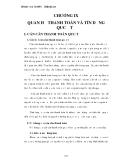 Giáo trình TÀI CHÍNH TIỀN TẾ - Chương 9