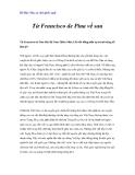 Bồ Đào Nha và chữ Quốc ngữ - Từ Francisco de Pina về sau