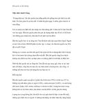 Khí quyển và hải dương - Một chiếc bánh 5 tầng