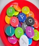 Bảng chữ cái Hangeul – Câu lạc bộ tiếng Hàn Krlink