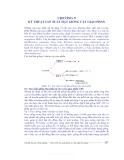 Giáo trình -Sản xuất hạt giống và công nghệ hạt giống - chương 9