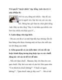 """9 bí quyết """"tuyệt chiêu"""" dạy tiếng Anh cho trẻ ở nhà (Phần II)"""