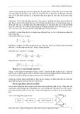 Giáo trình: Lý thuyết thông tin part 2