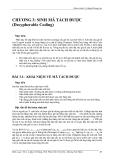 Giáo trình: Lý thuyết thông tin part 4