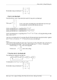 Giáo trình: Lý thuyết thông tin part 9