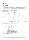 Giáo trình Mạch điện tử part 1