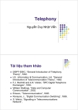 Bài giảng : Kỹ thuật điện thoại -  Lịch sử phát triển part 1