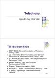 Bài giảng : Kỹ thuật điện thoại -  Lịch sử phát triển part 2