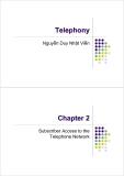 Bài giảng : Kỹ thuật điện thoại -  Kết nối mạng điện thoại