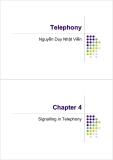 Bài giảng : Kỹ thuật điện thoại - Báo hiệu trong điện thoại part 1