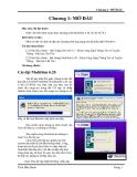 Giáo trình : Thiết kế mạch in với MultiSim 6.20 và OrCAD 9.2 part 1