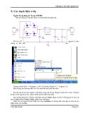 Giáo trình : Thiết kế mạch in với MultiSim 6.20 và OrCAD 9.2 part 7