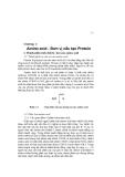 Amino acid - Đơn vị cấu tạo Protein