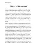 Chống Duyhring I - Chương 1: Nhận xét chung