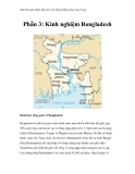 Thử tìm giải pháp thủy lợi cho đồng bằng sông Cửu Long - Phần 3: Kinh nghiệm Bangladesh
