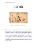 Thư pháp và hội họa Trung Quốc - Hoa điểu