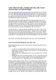 Phương Thức Sản Xuất Châu Á và Vấn Đề Làng Xã Việt Nam