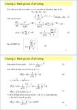 Cơ sở đo lường điện tử part 2