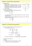 Cơ sở đo lường điện tử part 3