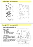 Cơ sở đo lường điện tử part 4