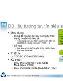 Kỹ Thuật Truyền Số Liệu : Kỹ thuật mã hóa tín hiệu part 5