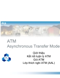 Kỹ thuật truyền số liệu : ATM Asynchronous Transfer Mode part 1