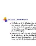 Bài giảng : GHÉP KÊNH SỐ part 2