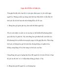 4 quy tắc để đến với tình yêu