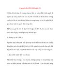 6 nguyên tắc để bé biết nghe lời