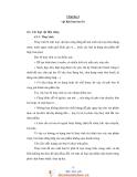 Bài giảng- Phát triển sản phẩm thực phẩm -chương 4