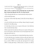 BÁO CÁO BAN HÀNH ĐIỀU LỆ TRƯỜNG THCS, THPT VÀ PT CÓ NHIỀU CẤP HỌC  phần 2