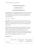 Các nguồn nước khoáng & nước nóng Việt Nam - Mô tả các nguồn nước khoáng và nước nóng ở Việt Nam 13