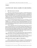 Quản lý dữ liệu trong nghiên cứu môi trường - Chương 2