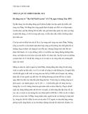 Tiểu luận về chiến tranh - Phần 5