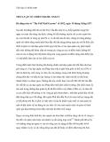 Tiểu luận về chiến tranh - Phần 9