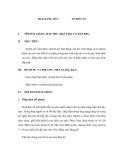 Giáo trình quá trình và thiết bị truyền khối - Bài 3