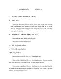 Giáo trình quá trình và thiết bị truyền khối - Bài 4