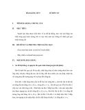 Giáo trình quá trình và thiết bị truyền khối - Bài 5