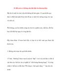 10 điều nên và không nên khi đặt tên thương hiệu