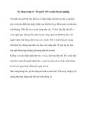 Kỹ năng công sở – Bí quyết viết e-mail chuyên nghiệp