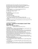 PHƯƠNG PHÁP TỔ CHỨC CÔNG TÁC ĐỘI THIẾU NIÊN TIỀN PHONG HỒ CHÍ MINH  Phần 4