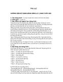 PHƯƠNG PHÁP TỔ CHỨC CÔNG TÁC ĐỘI THIẾU NIÊN TIỀN PHONG HỒ CHÍ MINH  Phần 10