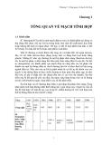 Giáo trình CÔNG NGHỆ VI ĐIỆN TỬ - Chương 1