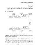 Bài giảng HỆ THỐNG VIỄN THÔNG - Chương 3