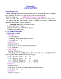Microsoft Excel - Chương III HÀM (FUNCTION)