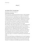Châm cứu học - Chương 13 THỦ THIẾU DƯƠNG TAM TIÊU KINH