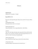 Châm cứu học - Chương 16 NHÂM MẠCH