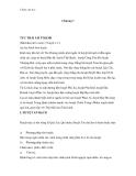 Châm cứu học (Chương 7: TÚC THÁI ÂM TÌ KINH)