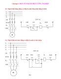 Giáo án điện công nghiệp - Chương 4: MỘT SỐ MẠCH ĐIỆN CÔNG NGHIỆP